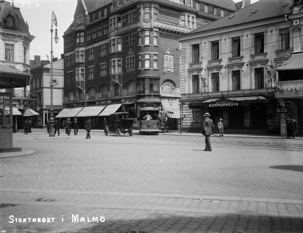 Altuna Skytteförenings resa till Malmö