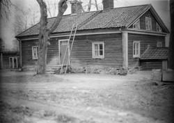 Rivningshus vid Lerviks Herrgård.