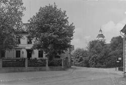 Gävle stad - Villastaden, Gammelbroplan.