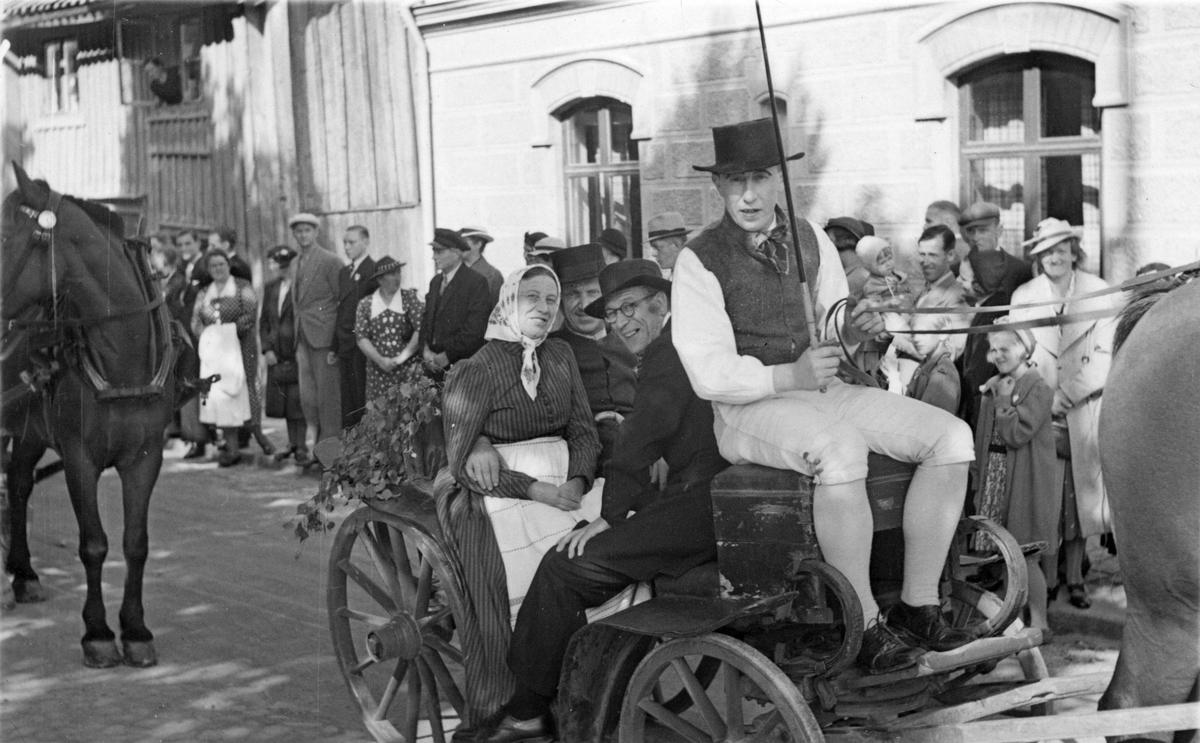 Barnens Dag 1938.Värmlänningarna