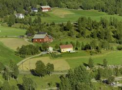 Skjerve, (samt Skjervesvea og Sørhagen) Østre Gausdal. I for
