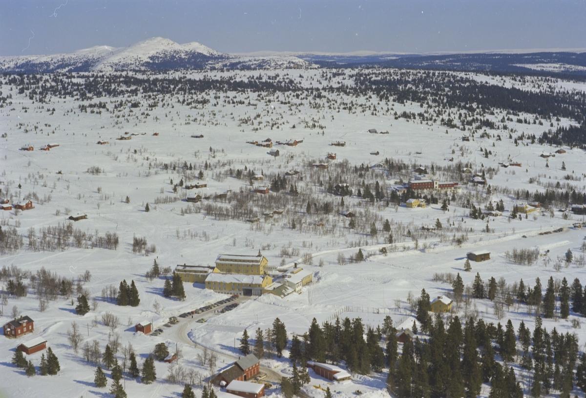 Gausdal Høyfjellshotell, oversiktsbilde, Skeikampen, Gausdal