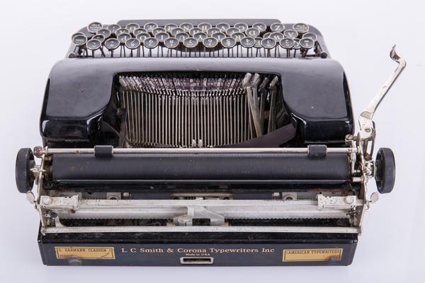 Dating Corona skrivemaskiner