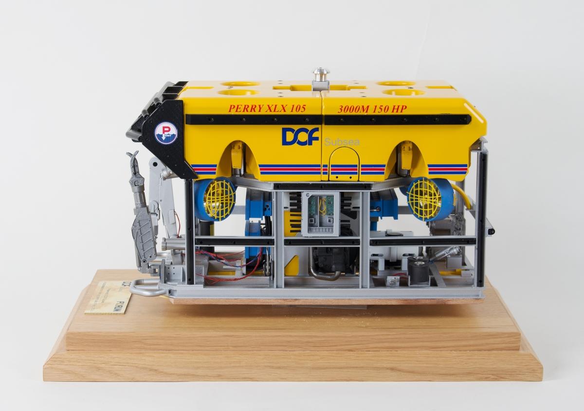 Undervannsfartøy ROV PERRY XLX 105