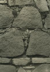 En bild av stadsmuren.