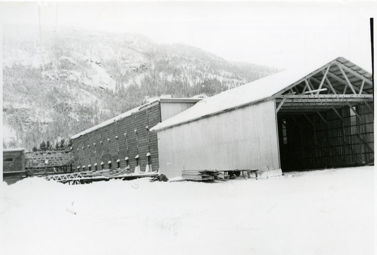 Sorteringsanlegget ved Begna bruk, Sør-Aurdal.