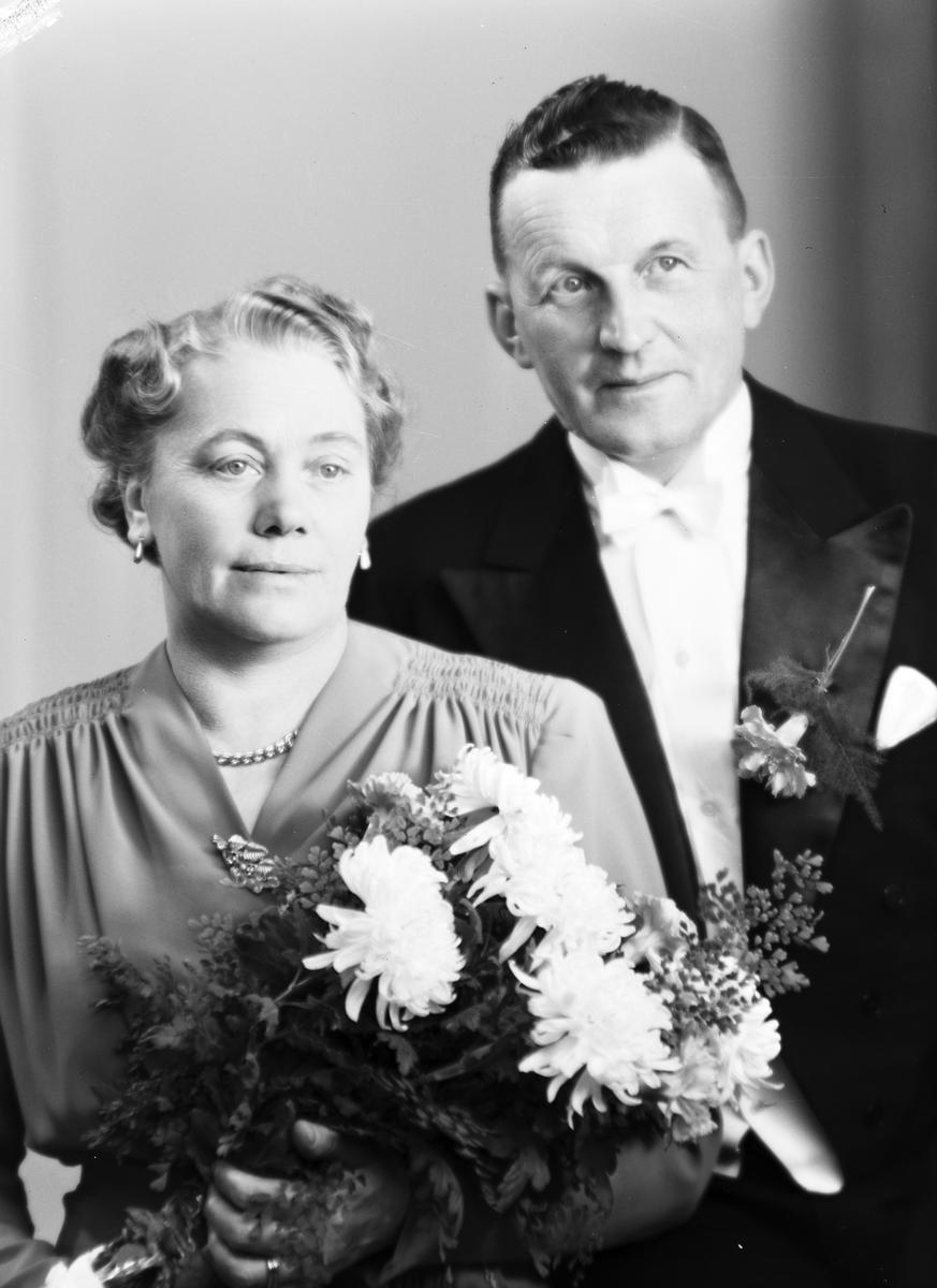 Brudparet Johansson. Karsjö