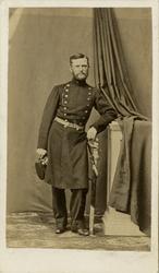 Porträtt av Carl Bernhard Wilhelm Westberg, löjtnant vid Liv