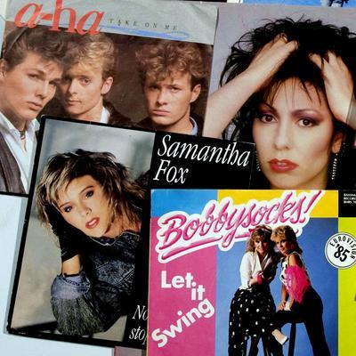 Musikkem på 80-tallet
