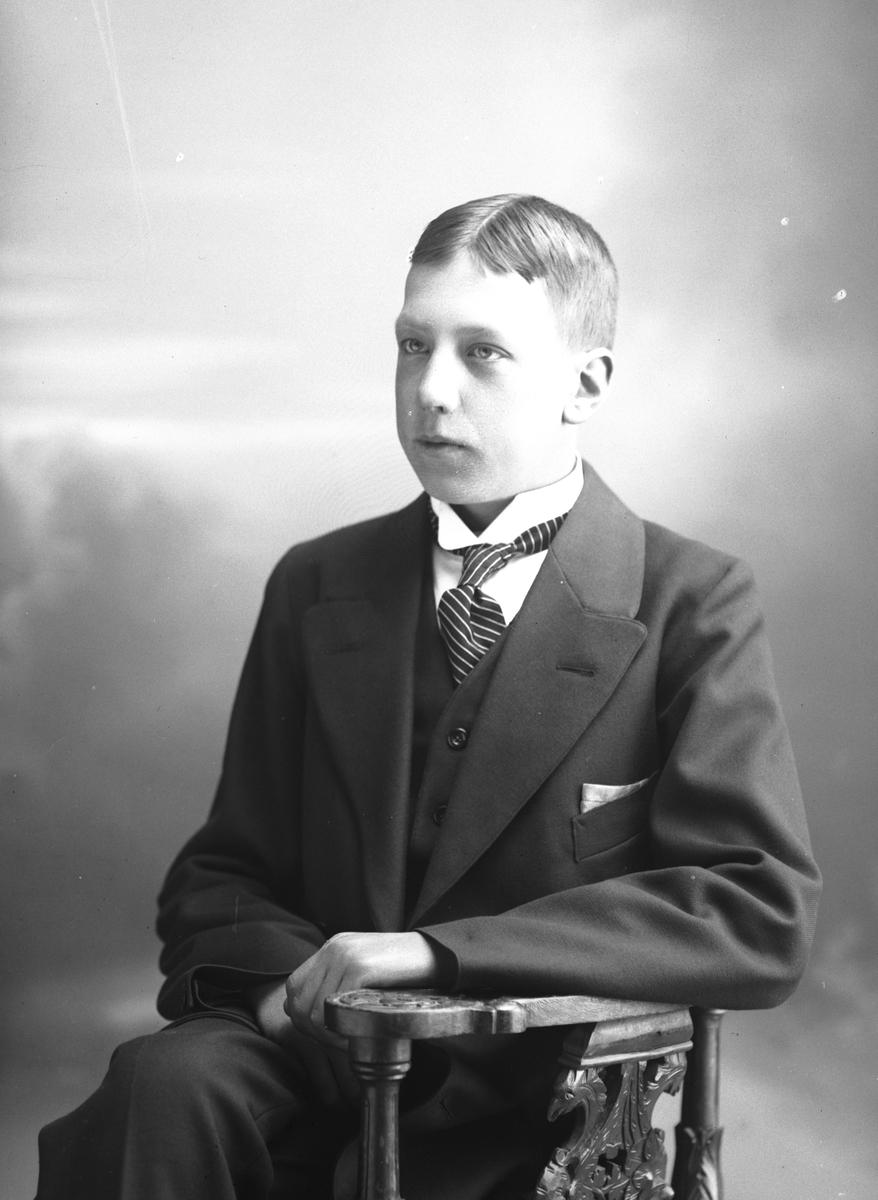 Fritz Persson, Norra Kungsgatan 19, Gävle
