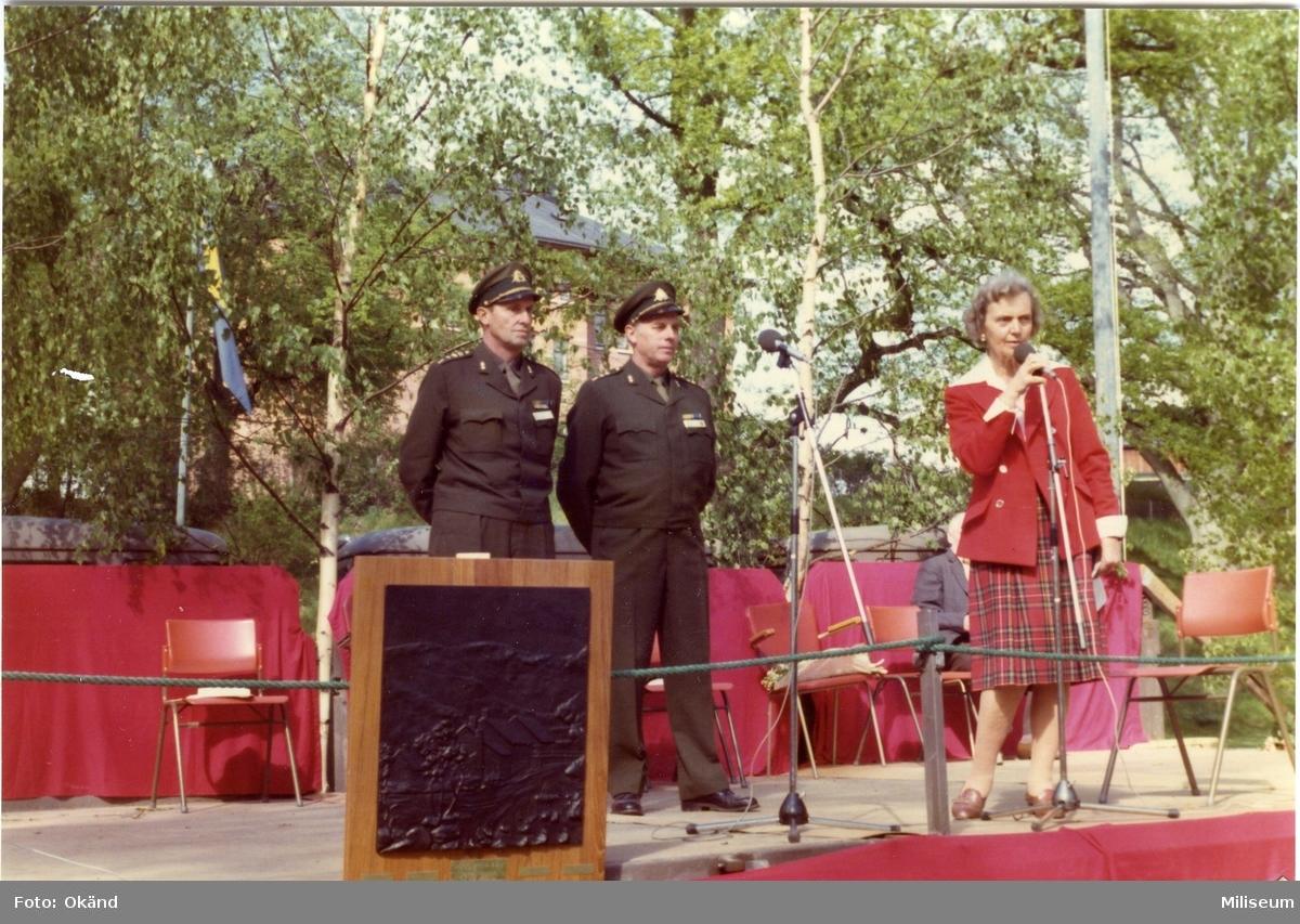 Hessler, ŏke, övlt. Hans Spetz, fanjunkare. A 6.