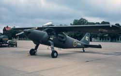 Flygplan Fpl 53 nummer 53272 tillhörande Artilleriflygskolan