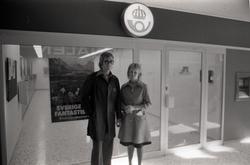 Orig. text: Postrån, Ekholmen.Postkontoret.