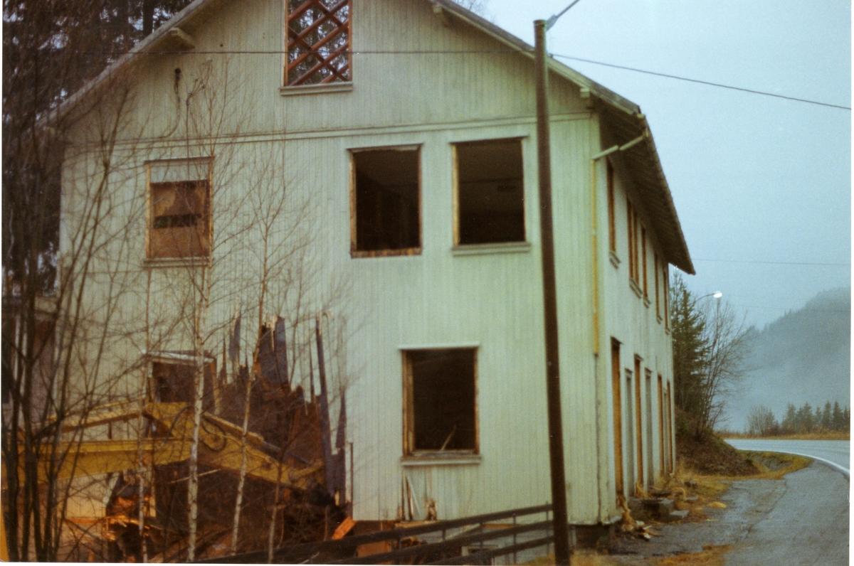 Huset Granheim, Tollefsrud, Begnadalen.