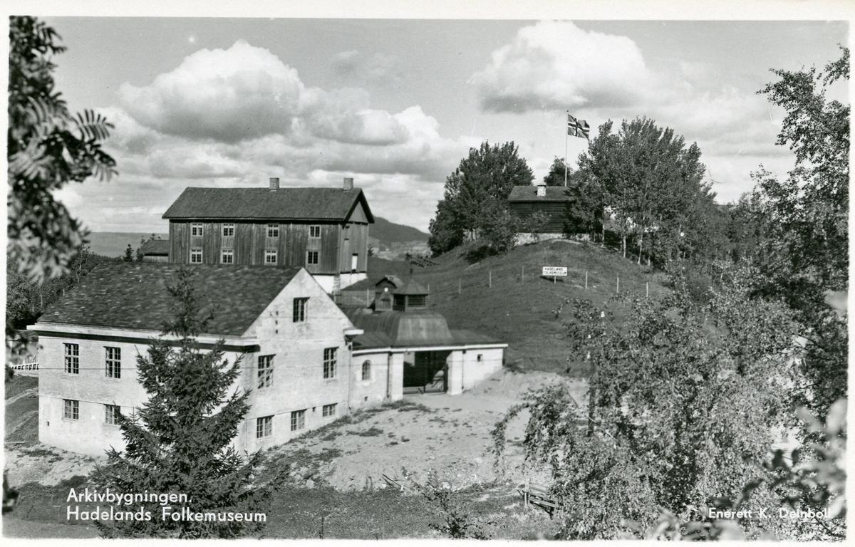 Arkivbygningen, Hadeland Folkemuseum