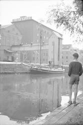 Hamnen, Uppsala 1947