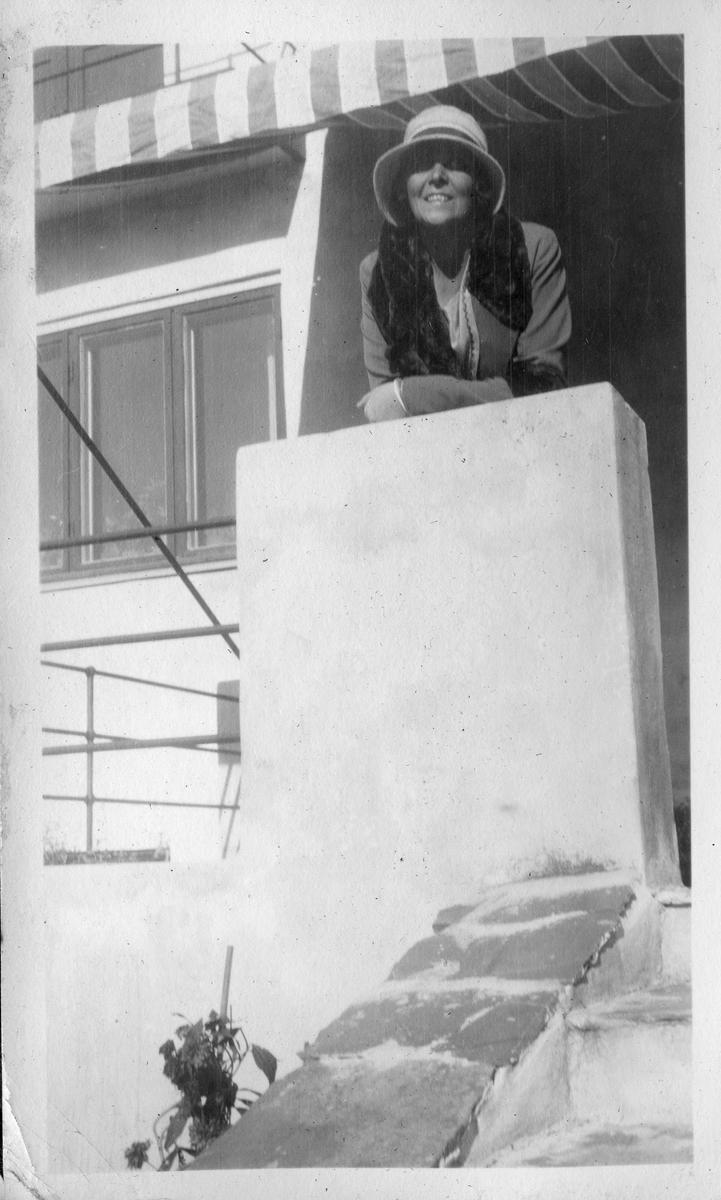 """Halvdan Svartesgate 34. Sønnichsens 1929"""