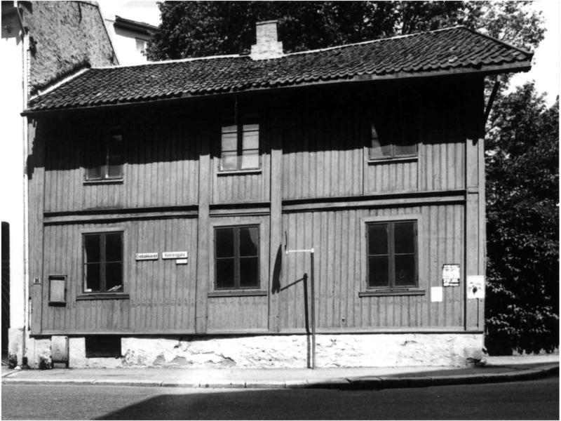 Enebakkveien 16. (Foto/Photo)