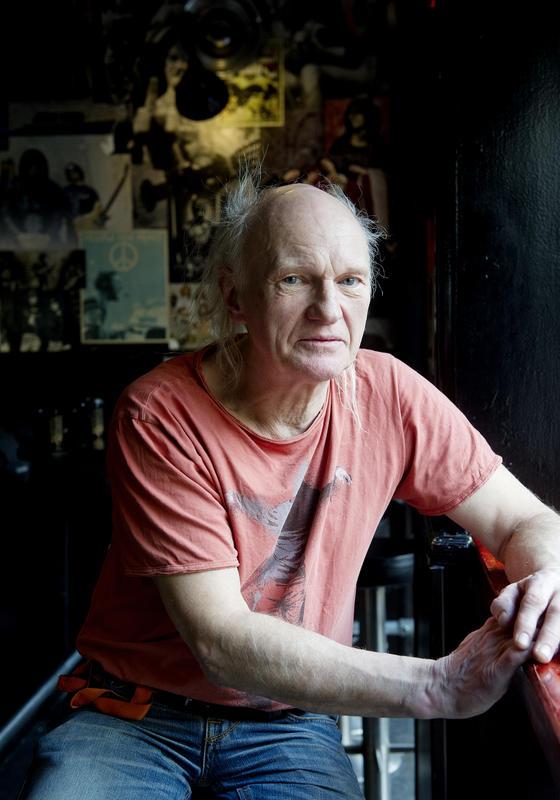 Dennis Reksten. Foto: Helge Skodvin. (Foto/Photo)