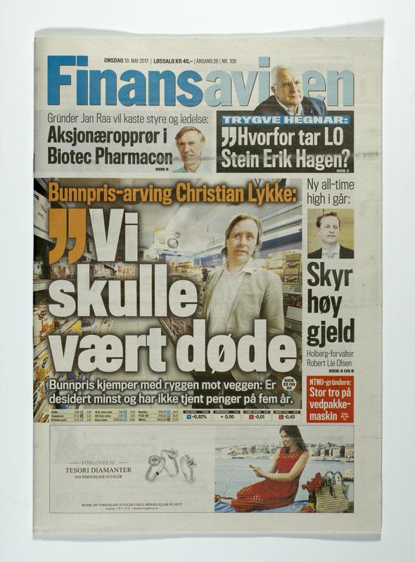 Finansavisen (Foto/Photo)