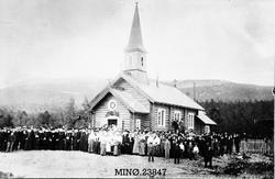Innvielse Holøydalen kapell
