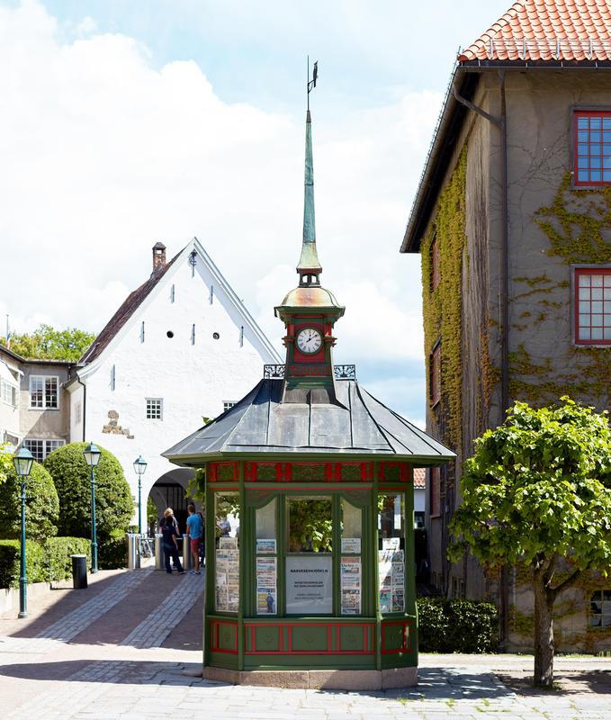 Tårnkiosken (Foto/Photo)