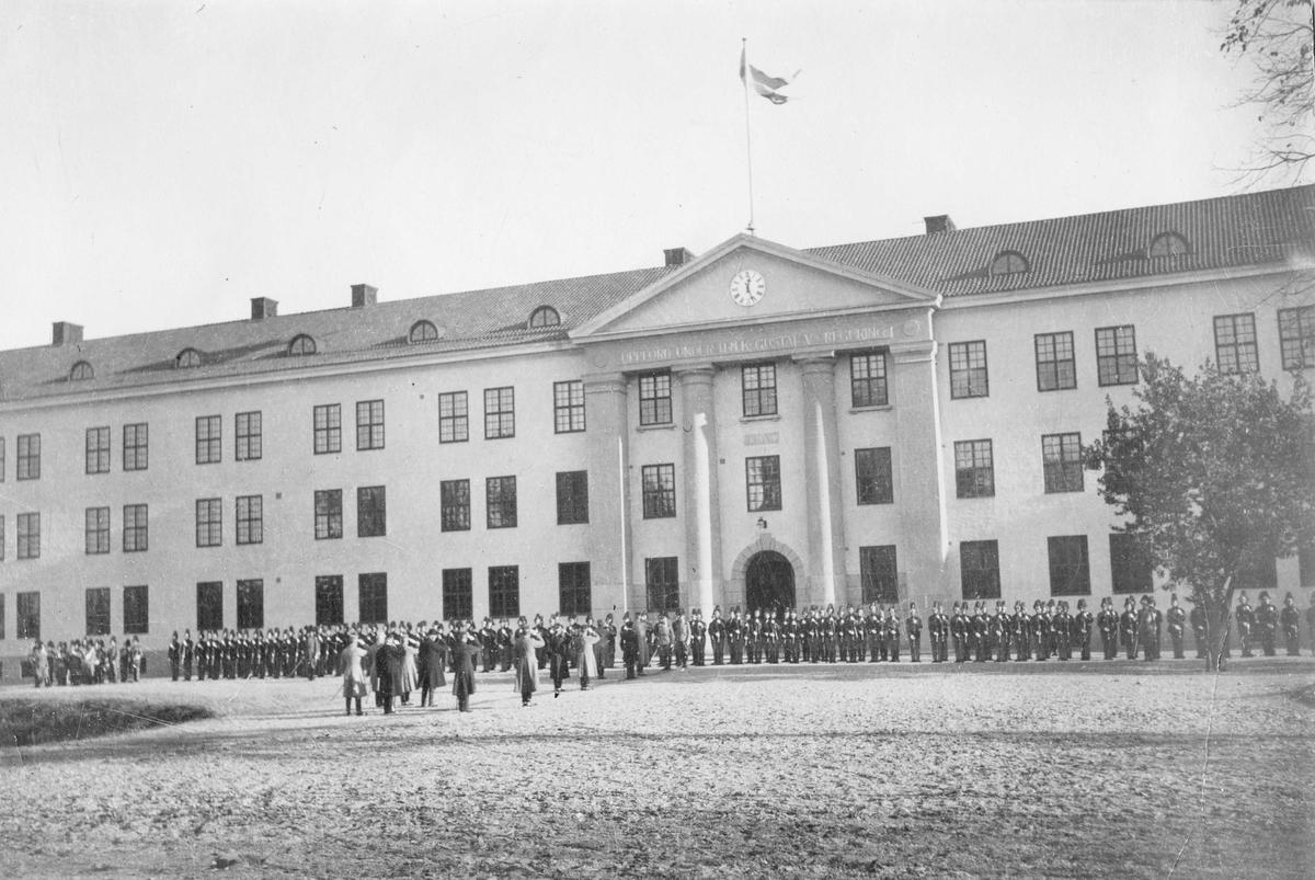 Svea ingenjörkår Ing 1 kaserner i Frösunda.
