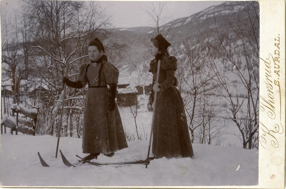 Golla og Ragna Soleglad.