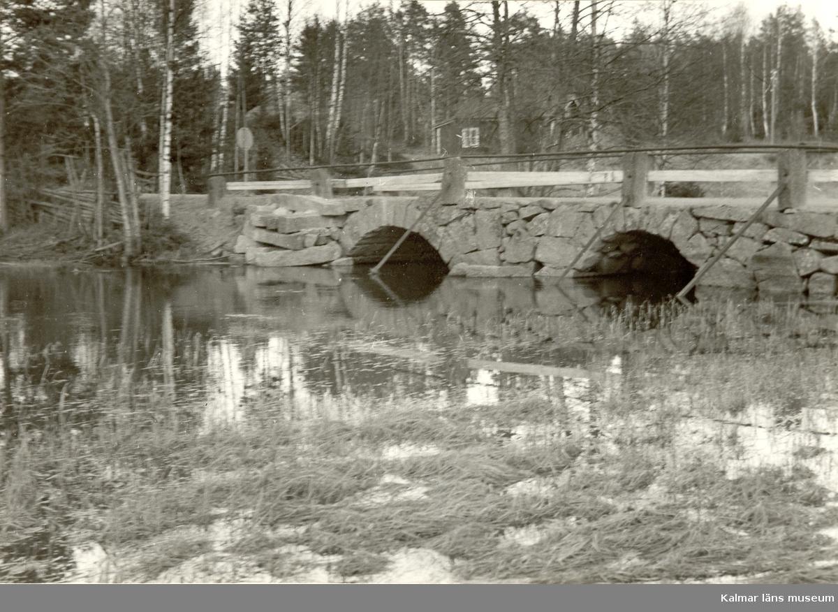 Bron vid Wentzelholm, Nyebro.