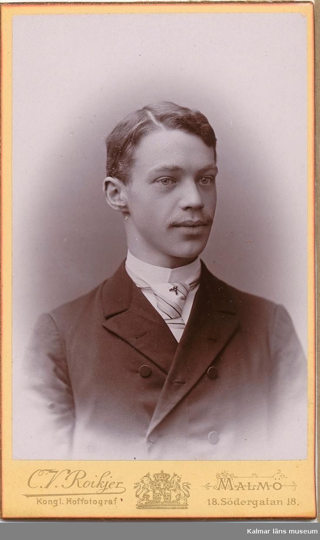 Ragnar Klefbeck.