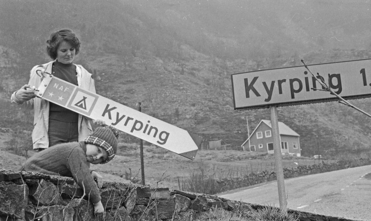Kyrping