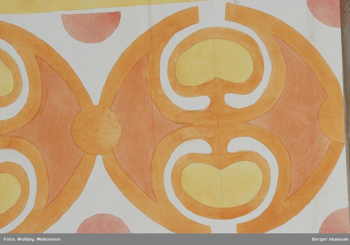 Mønsterbord av sirkler