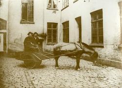 """Tilhører Baalsrud (Fra V.D. Krag) 1903"""