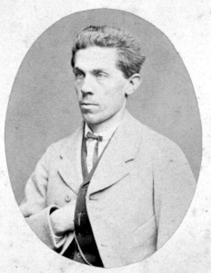 Kyrkoherde Rudberg.