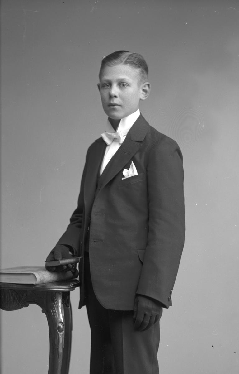 Valter Jakobsson, Södra Kopparslagargatan 28, Gävle