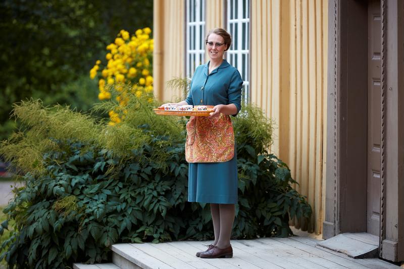 Møte med minner. Tilbud på Norsk Folkemuseum for personer med demens. (Foto/Photo)