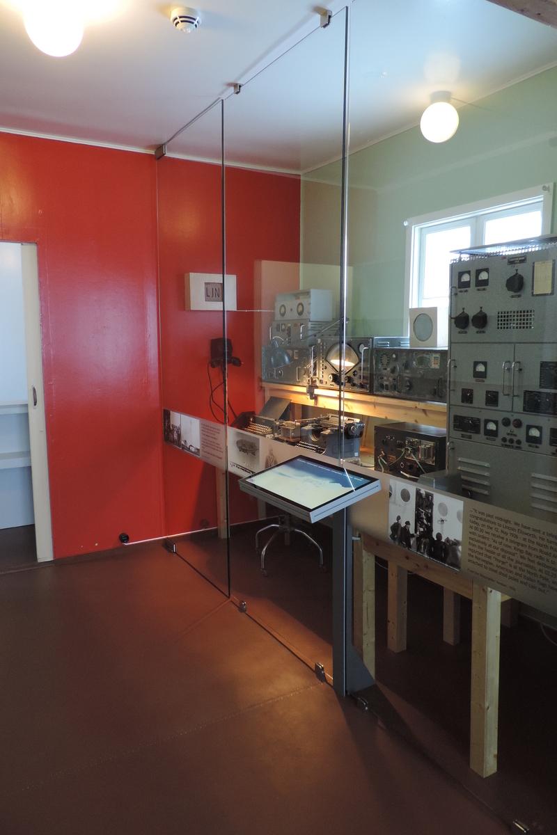 Stasjonen ble flyttet til nåværende sted og utvidet etter andre verdenskrig.
