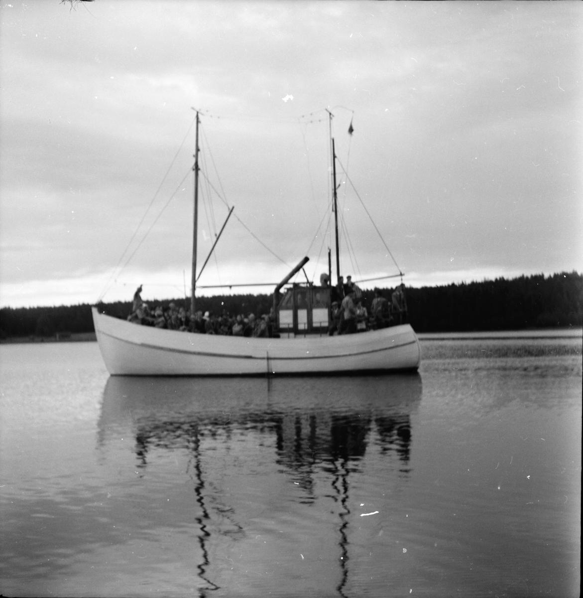 Våtnäs fiskeläge, Enånger, Bröderna Brolin,