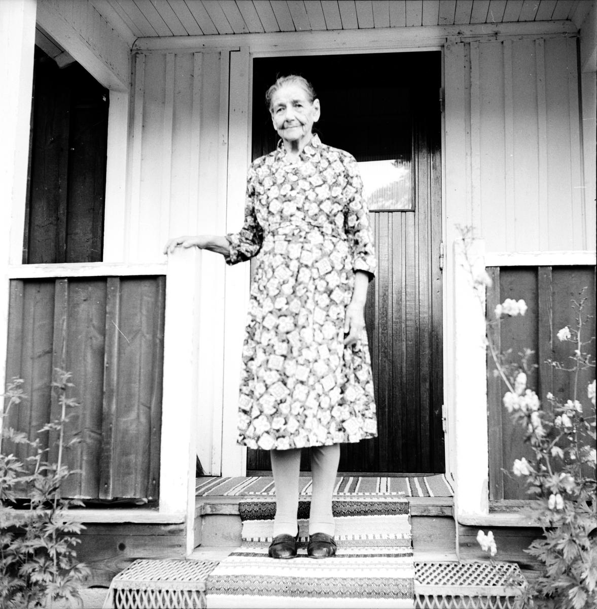 Augusta Rönn, Orbaden, 90 år, Den 10 September 1973, Augusti 1973