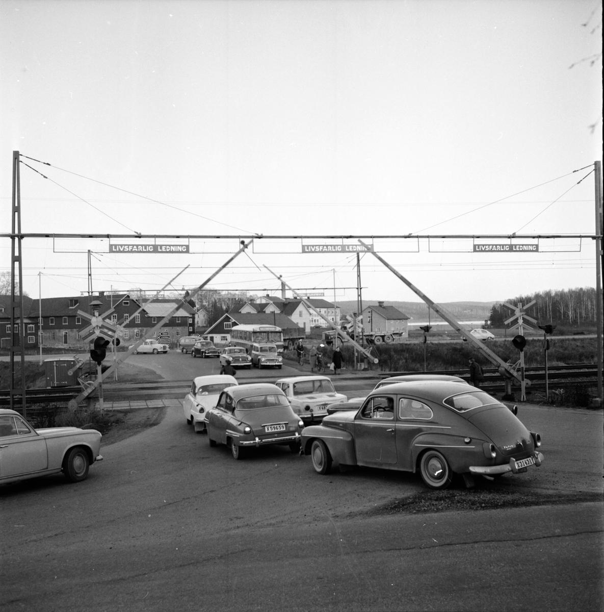 Bomeländet i Säversta, 27 Okt 1964