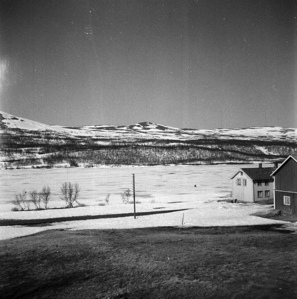Fjällfloden. Maj-1960