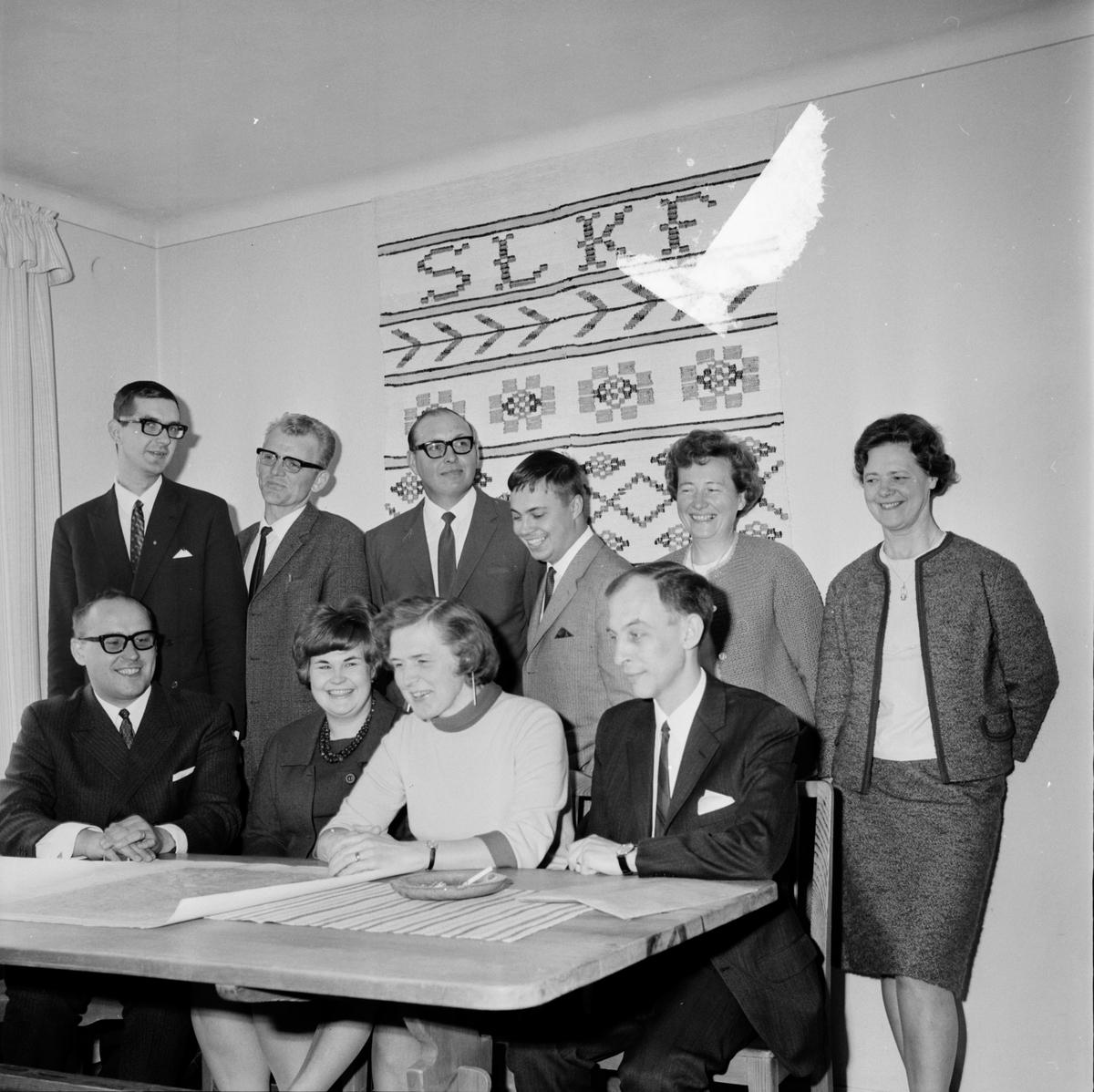 Vuxenskolan Nytorp. 21/5-1967