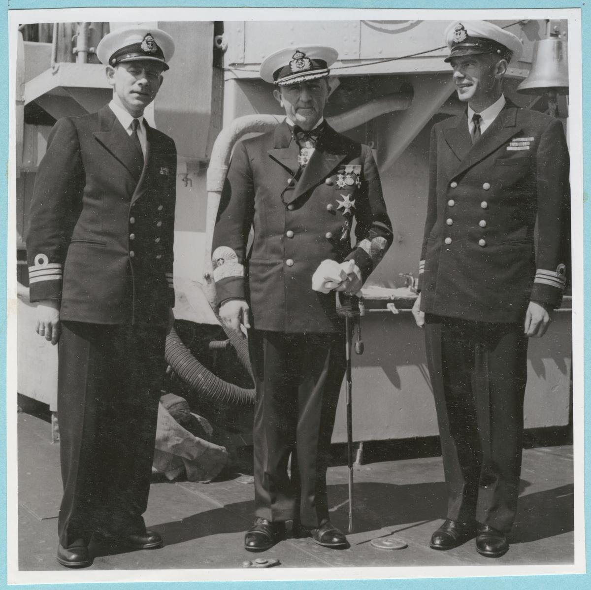 Amiralen ombord