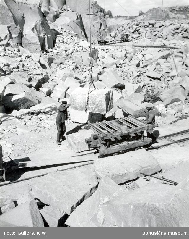 Förflyttning av stenblock