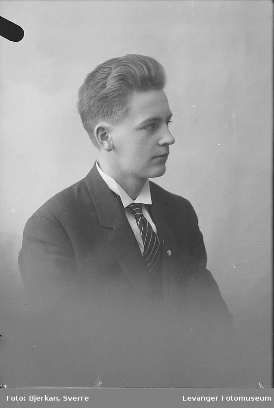 Portrett Arne Solø.