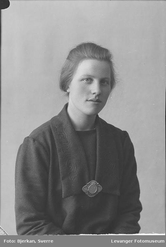 Portrett av Ida Keiserås.