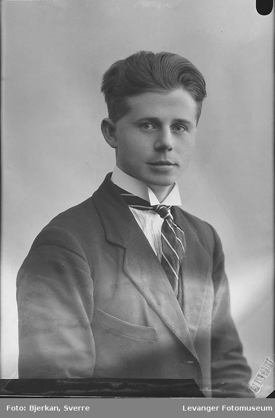 Portrett av Vingsand Jakob.Portrett