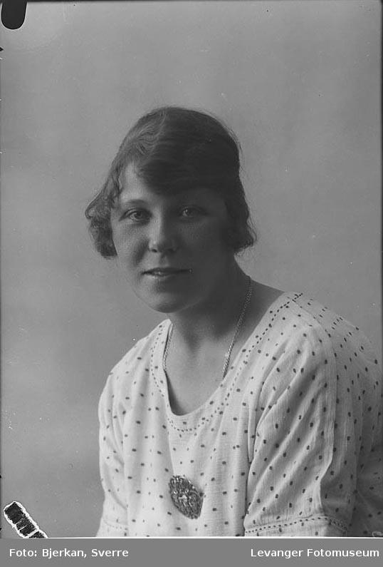 Portrett av Granaune Dagrun