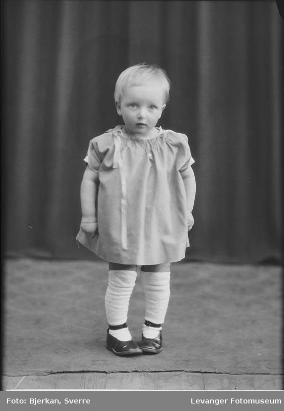 Portrett av Ruth Holthe.