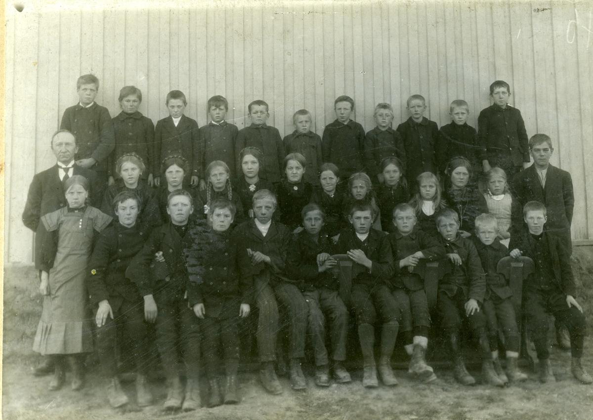 Elevar ved Forberg skule